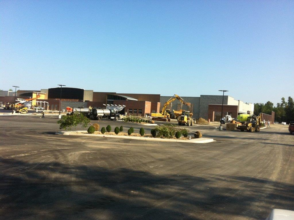 Phillips Construction | Industrial Excavation and Utility Installation